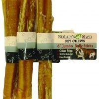 "BBB BULLY STICK JUMBO 6"" 40CT"
