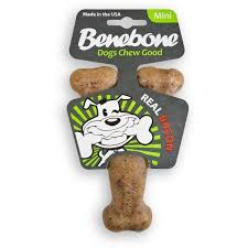 BENEBONE DENTAL CHEW BACON MINI