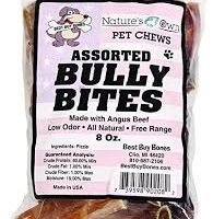 BULLY BITES 8 OZ.