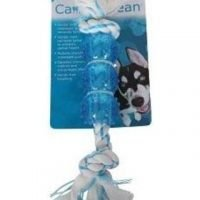 CANINE CLEAN ROPE_TPR PEPPRMINT