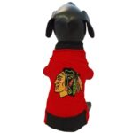 CHICAGO BLACKHAWKS DOG JERSEY