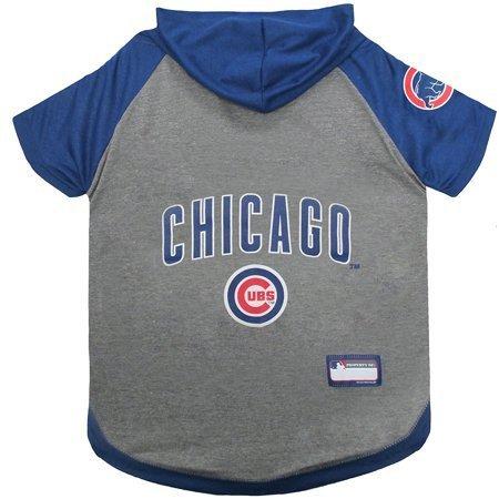 CHICAGO CUBS HOODIE TEE L