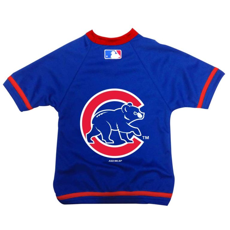 CHICAGO CUBS JERSEY L