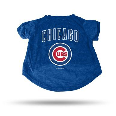 CHICAGO CUBS TEE SHIRT L