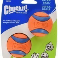 CHUCKIT ULTRA BALL 2-PK S