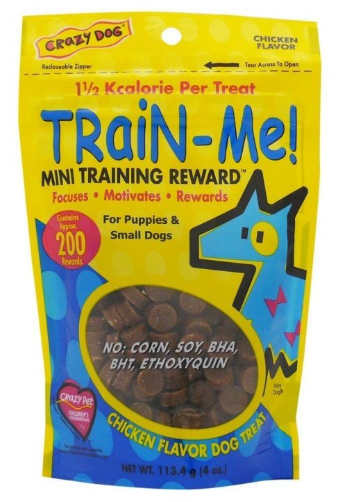 CRAZY DOG TRAIN-ME