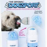 DOGSPORT WATER BOTTLE FOR DOGS