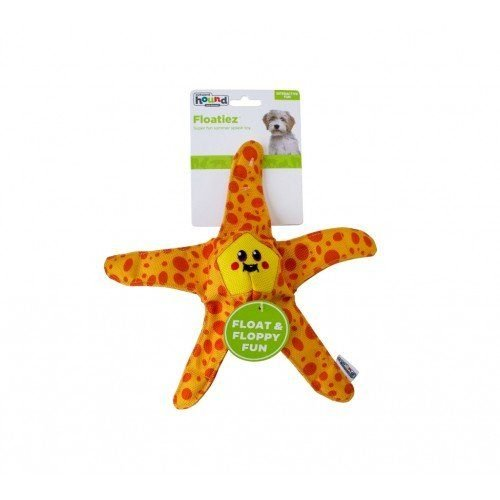FLOATIEZ STARFISH DOG POOL TOY