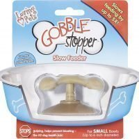 GOBBLE STOPPER SLOW FEED DOG BOWL