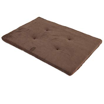 SNOOZZY DOG crate mat CHOCOLATE