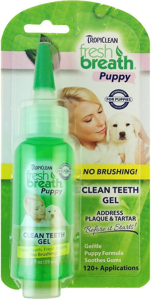 TROPICLEAN DOG TOOTHPASTE