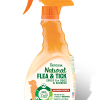 TROPICLEAN TICK FLEA DOG SPRAY