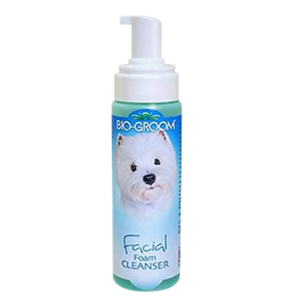 BIO-GROOM FACIAL FOAM CLEANSER