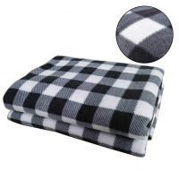 ADOG BLANKET PLAID 40X60