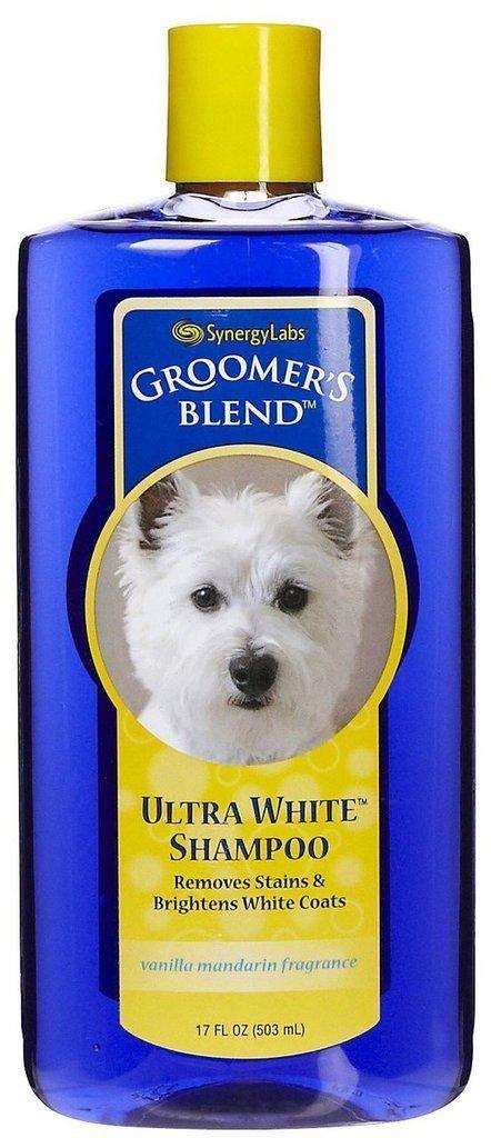 Groomer's Blend Ultra White Shampoo