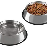 32 OZ STAINLESS STEEL PET BOWL