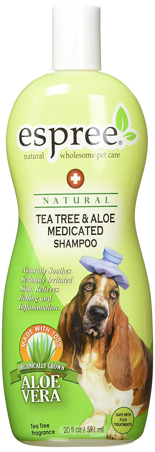 ESPREE TEA TREE ALOE MED SHAMPO