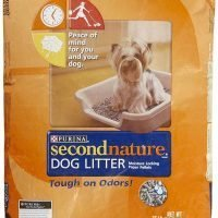5 LB. PUPPY GO POTTY DOG LITTER