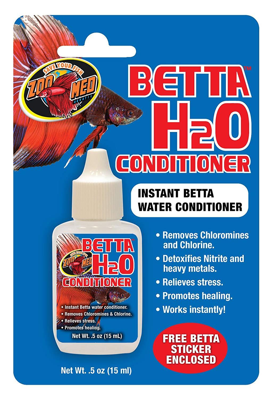 BETTA H2O CONDITIONER